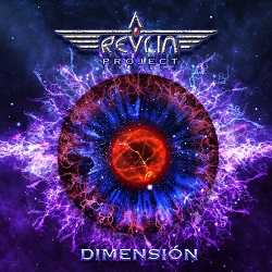REVLIN PROJECT (Peru) / Dimension + 3 (プレス盤で再登場!)
