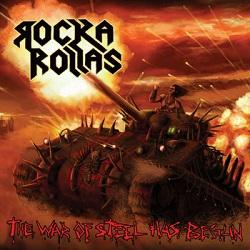 ROCKA ROLLAS (Sweden) / The War Of Steel Has Begun