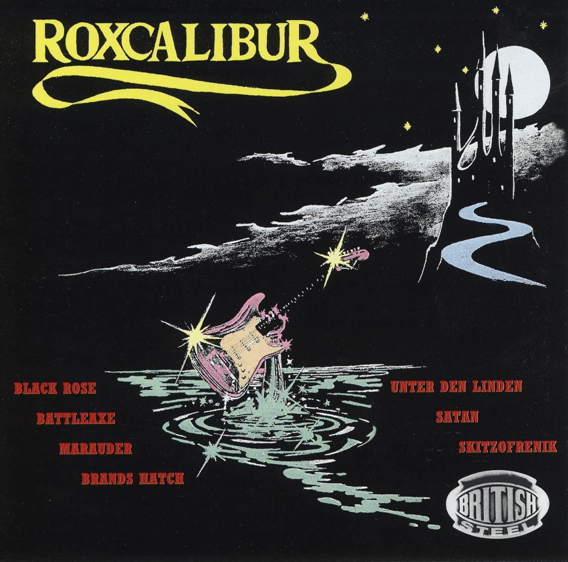 V.A. / Roxcalibur