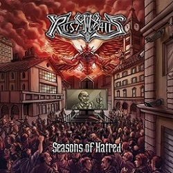 RUSTY NAILS (Italy) / Seasons Of Hatred