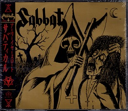 SABBAT (Japan) / Sabbatical Earlyearslaught (4CD)