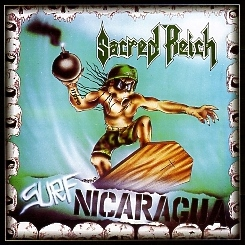 SACRED REICH (US) / Surf Nicaragua + 6 (Brazil edition)