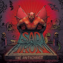 SAD IRON (Netherlands) / The Antichrist (Box)