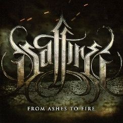 SAFFIRE (Sweden) / From Ashes To Fire