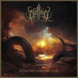 SAFFIRE (Sweden) / Where The Monsters Dwell