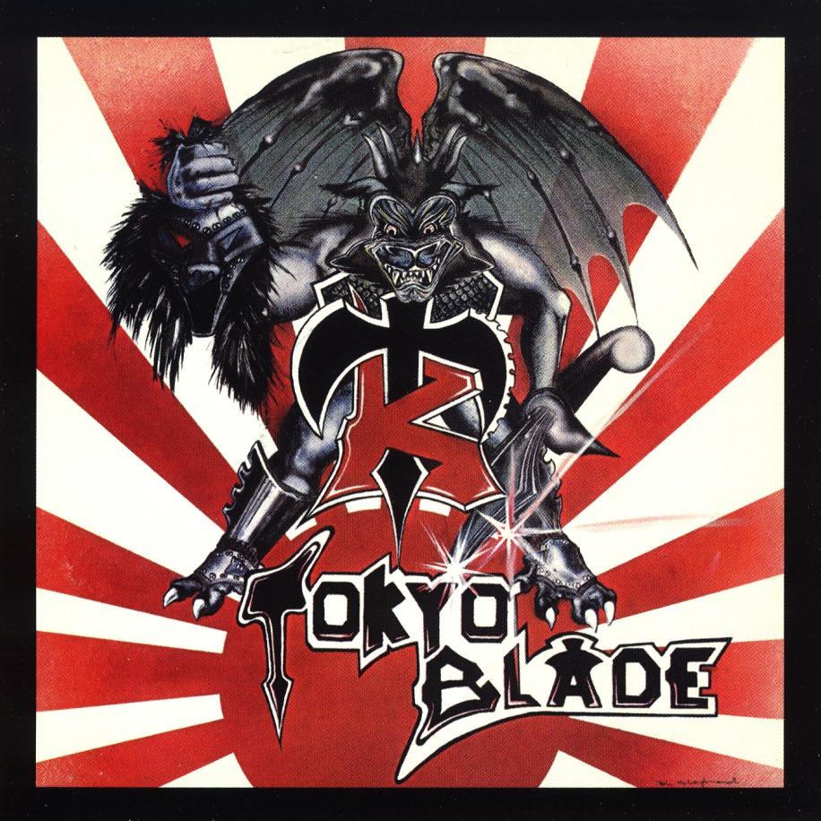 TOKYO BLADE (UK) / Tokyo Blade (2010 reissue 2CD)