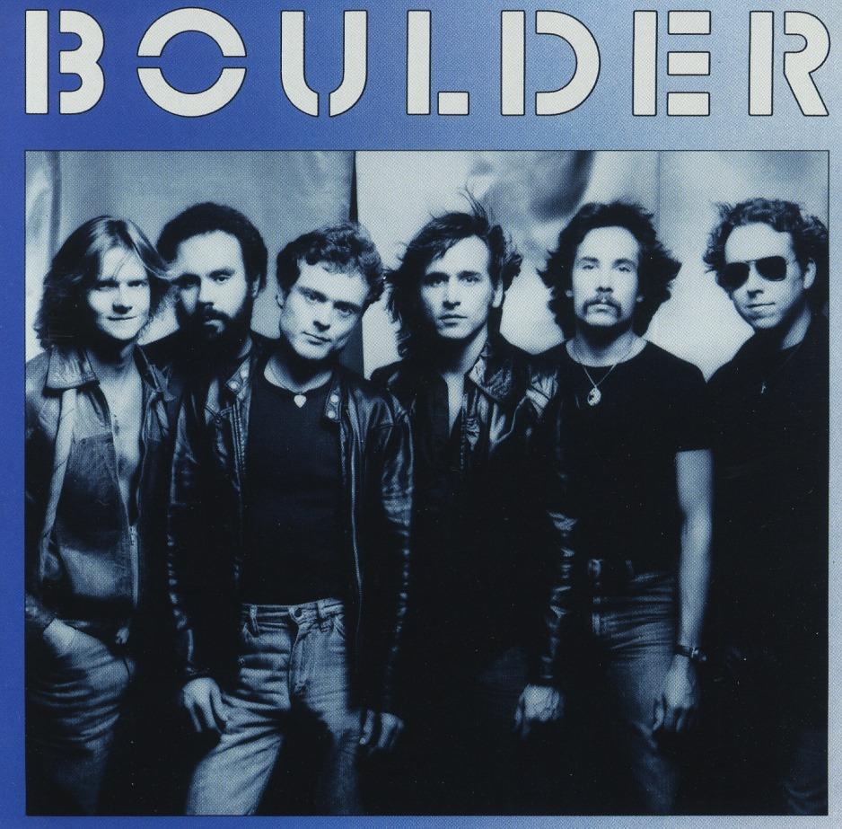 BOULDER (US) / Boulder (collector's item)