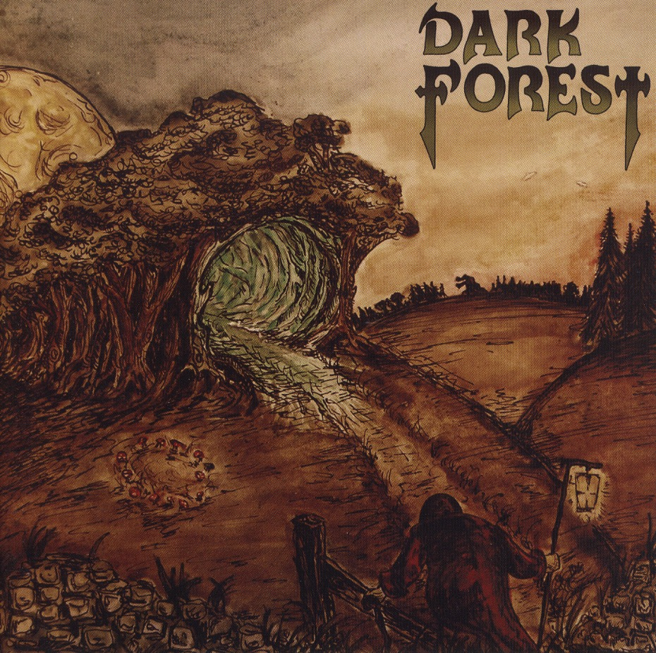 DARK FOREST (UK) / Dark Forest