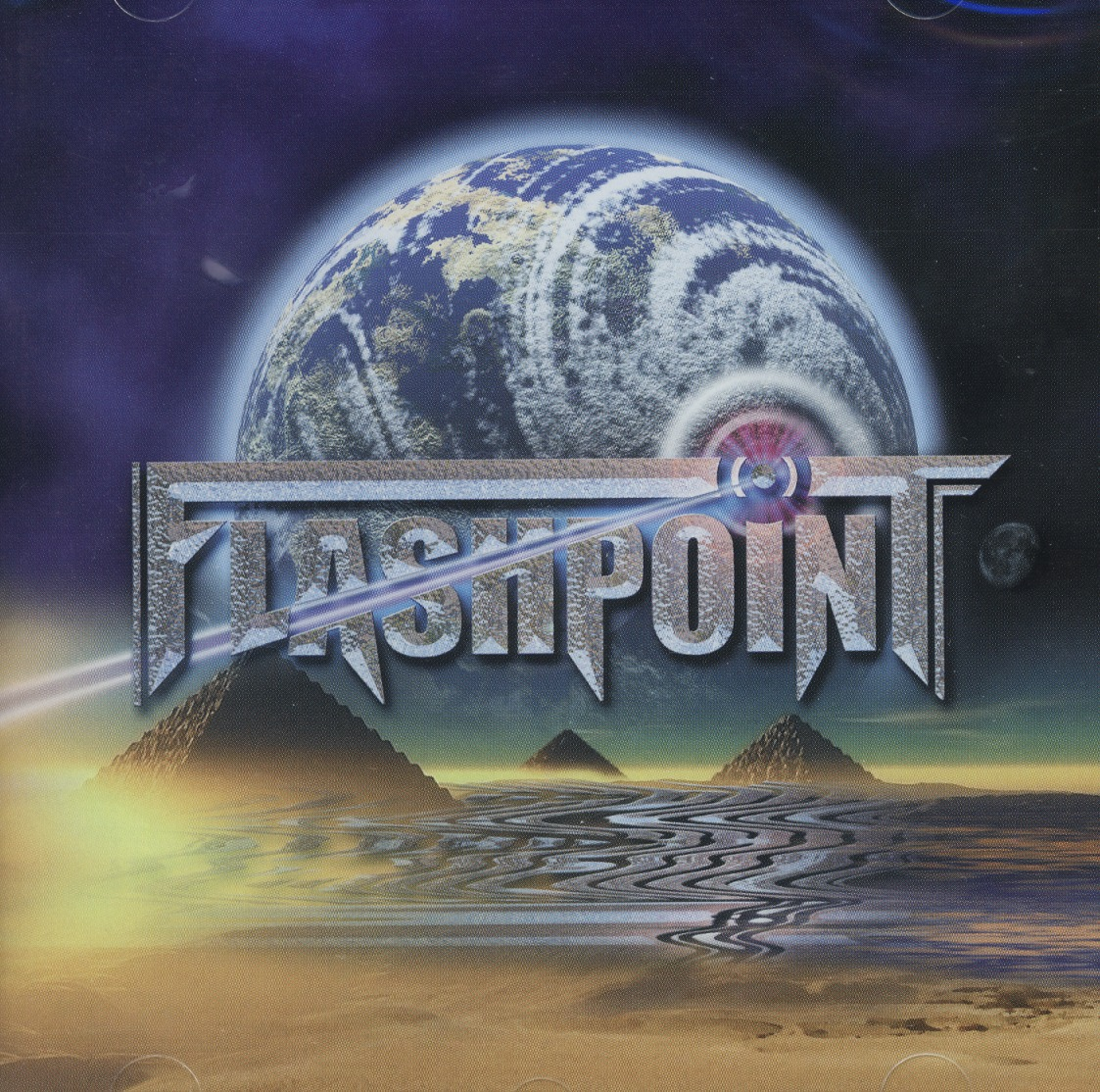 FLASHPOINT (UK) / Flashpoint