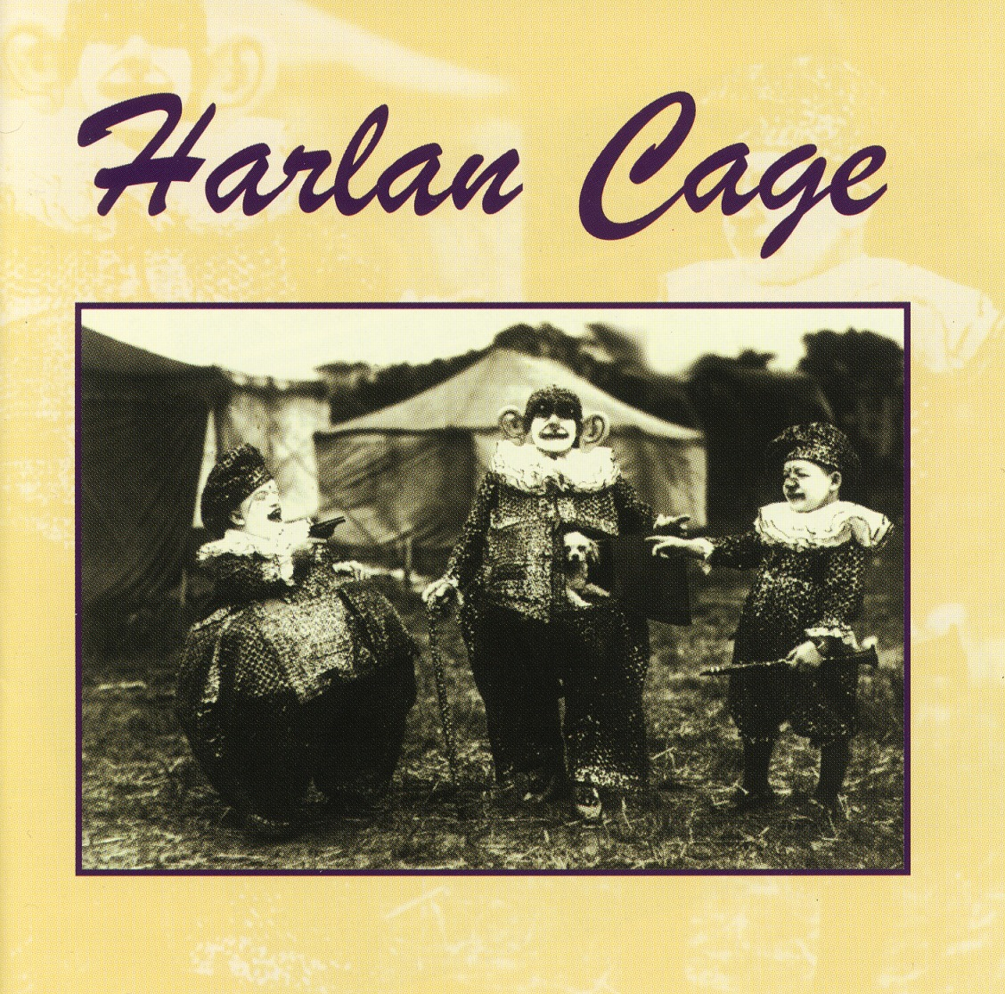 HARLAN CAGE (US) / Harlan Cage
