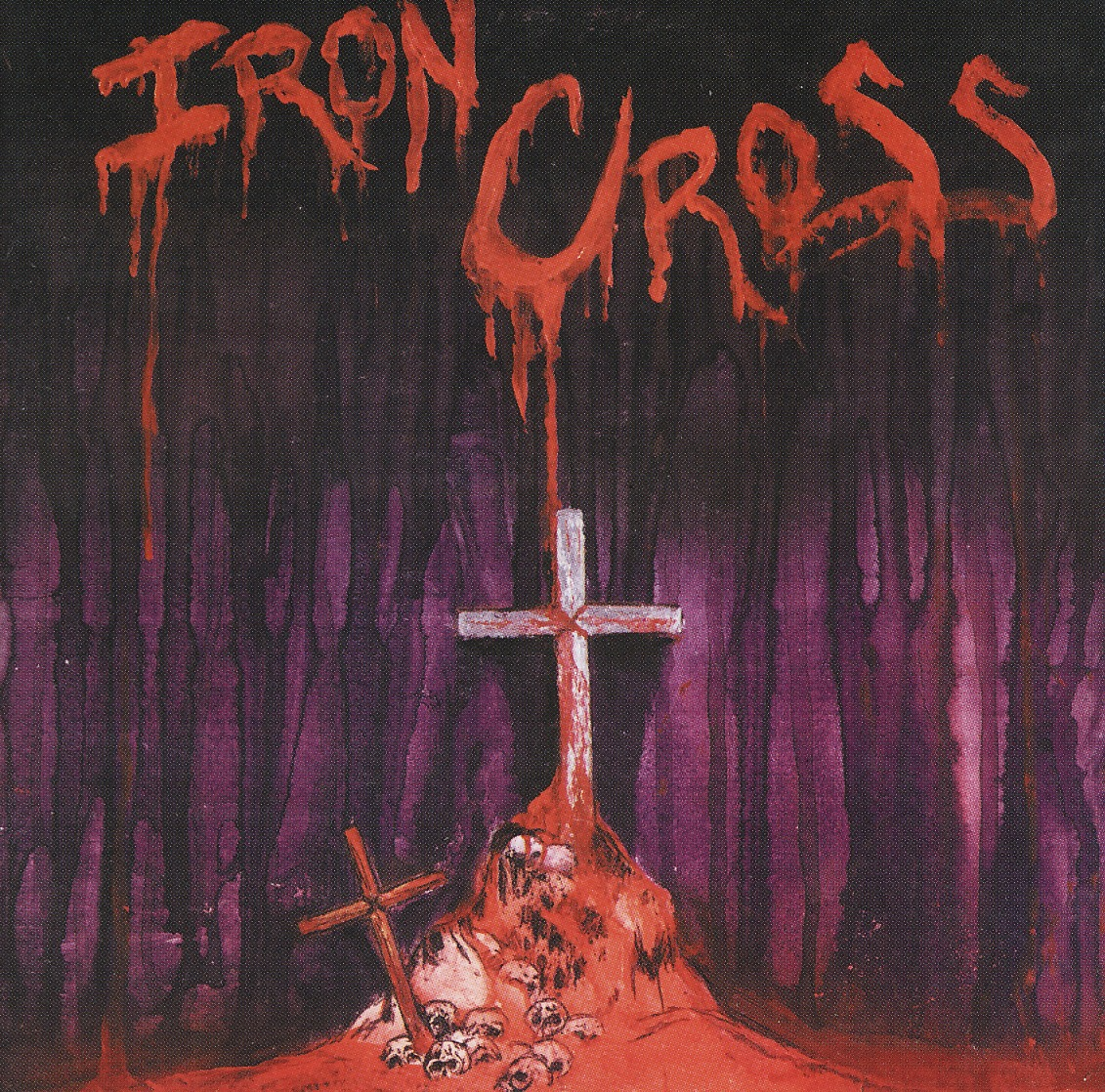 IRON CROSS (US/Florida) / Iron Cross