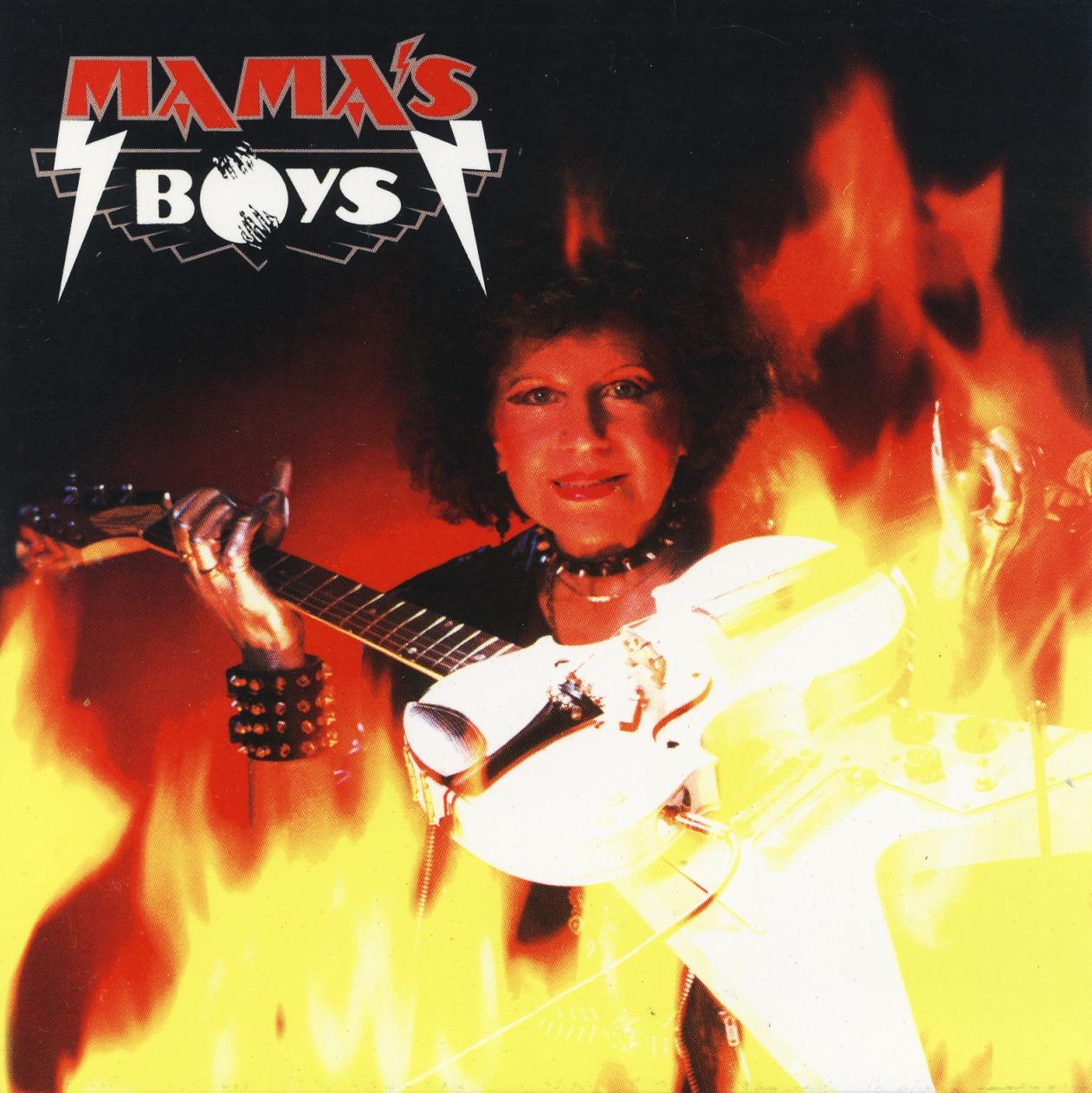 MAMA'S BOYS (Ireland) / Mama's Boys (collector's item)