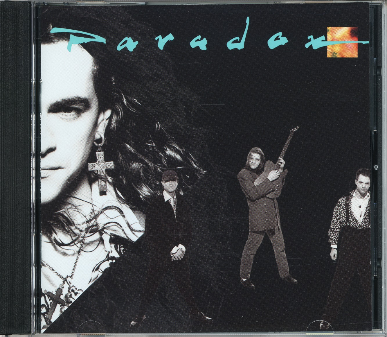 PARADOX(Germany) / Paradox (USED)