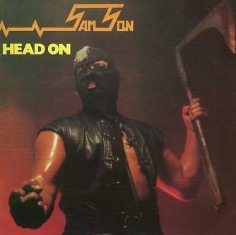 SAMSON (UK) / Head On + 2 (2013 reissue)