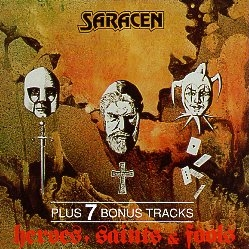 SARACEN (UK) / Heroes, Saints & Fools + 7