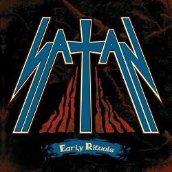 SATAN (UK) / Early Rituals (Limited edition digipak)