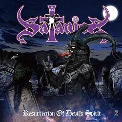 SATANICA (Japan) / Resurrection Of Devil's Spirit