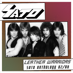SATO (US) / Leather Warriors - Sato Anthology 82/86 (CD+DVD)