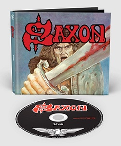 SAXON (UK) / Saxon + 14 (2018 reissue digibook)