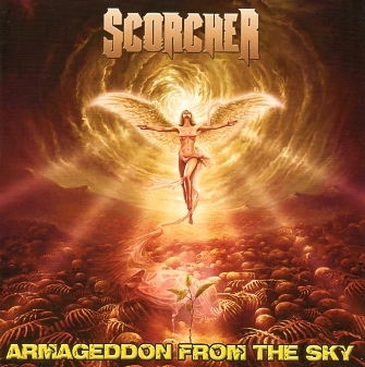 SCORCHER (Greece) / Armageddon From The Sky