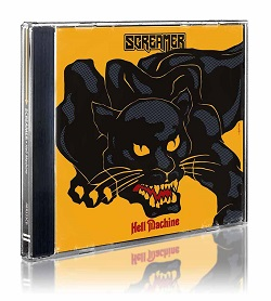 SCREAMER (Sweden) / Hell Machine