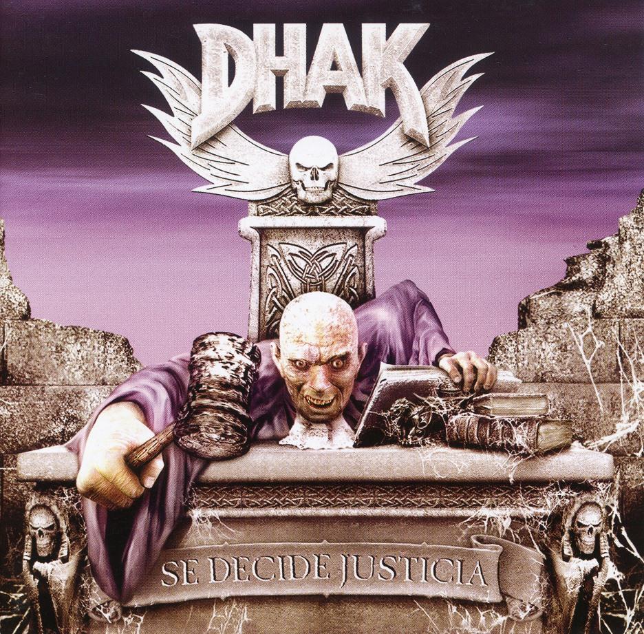 DHAK (Argentina) / Se Decide Justicia + 2 (2010 reissue)