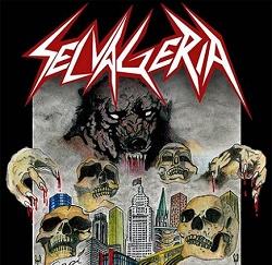 SELVAGERIA (Brazil) / Selvageria (2016 reissue)