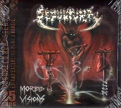 SEPULTURA (Brazil) / Morbid Visions + Bestial Devastation + 2 (2014 reissue)
