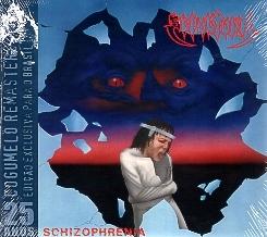 SEPULTURA (Brazil) / Schizophrenia + 4 (2014 reissue)