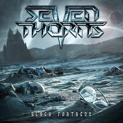 SEVEN THORNS (Denmark) / Black Fortress single + II (Special set)