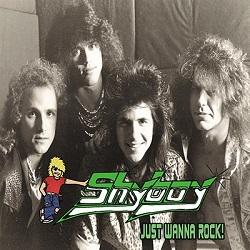SHYBOY (US) / Just Wanna Rock!