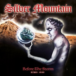 SILVER MOUNTAIN (Sweden) / Before The Storm + 2
