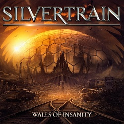 SILVERTRAIN (France) / Walls Of Insanity