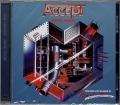 ACCEPT (Germany) / Metal Heart + Kaizoku-Ban (2013 remastered)