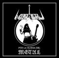 """ACERO LETAL(Chile) / Por La Gloria Del Metal (7"""" vinyl)"""