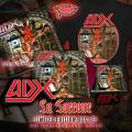 ADX (France) / La Terreur + 7 (Limited box set)