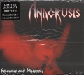 ANACRUSIS (US) / Screams And Whispers + 3 (2019 reissue)