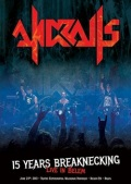 ANDRALLS (Brazil) / 15 Years Breaknecking - Live In Belem (DVD)