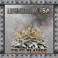 ARMAGEDDON USA (US) / Up In Flames