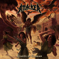 ATTACKER (US) / Giants Of Canaan