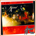 AXTION (US) / Live (CD+DVD)