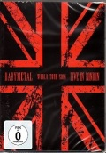 BABYMETAL (Japan) / Live In London - Babymetal World Tour 2014 - (2DVD)
