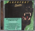 BLACKFOOT(US) / Tomcattin' (2013 reissue)
