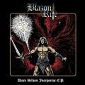 BLAZON RITE (US) / Dulce Bellum Inexpertis E.P.