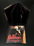 BULLDOZER (Italy) / The Day Of Wrath + The Exorcism (2017 reissue 2CD digibook)