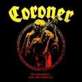 CORONER(Switzerland) / Punishment For Decadence