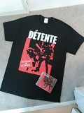 DETENTE (US) / Recognize No Authority (2CD with T-Shirt)