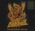 DOKKEN (US) / The Lost Songs: 1978-1981 (Brazil edition with slipcase)