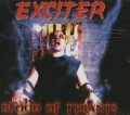 EXCITER (Canada) / Blood Of Tyrants (Brazil edition with slipcase)