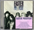 FASTER PUSSYCAT(US) / Faster Pussycat (2013 reissue)
